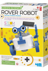 Green Science Rover Robot