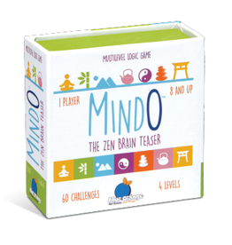 Blue Orange Mindo Zen Edition