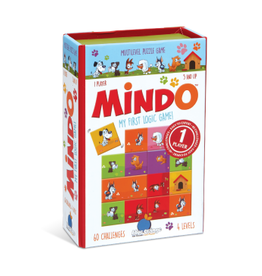 Blue Orange Mindo Puppy Edition Kids Game