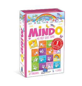 Blue Orange Mindo Unicorn Edition Kids Game