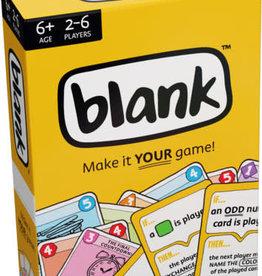 Asmodee Blank Game