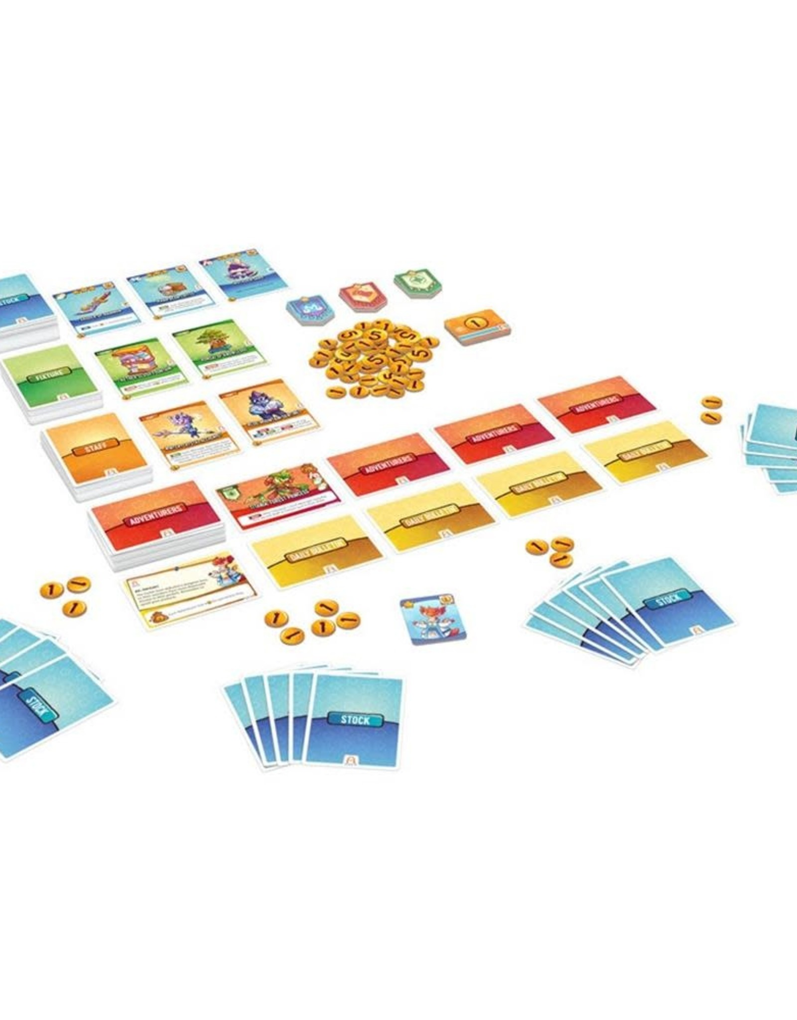 Asmodee Adventure Mart Game