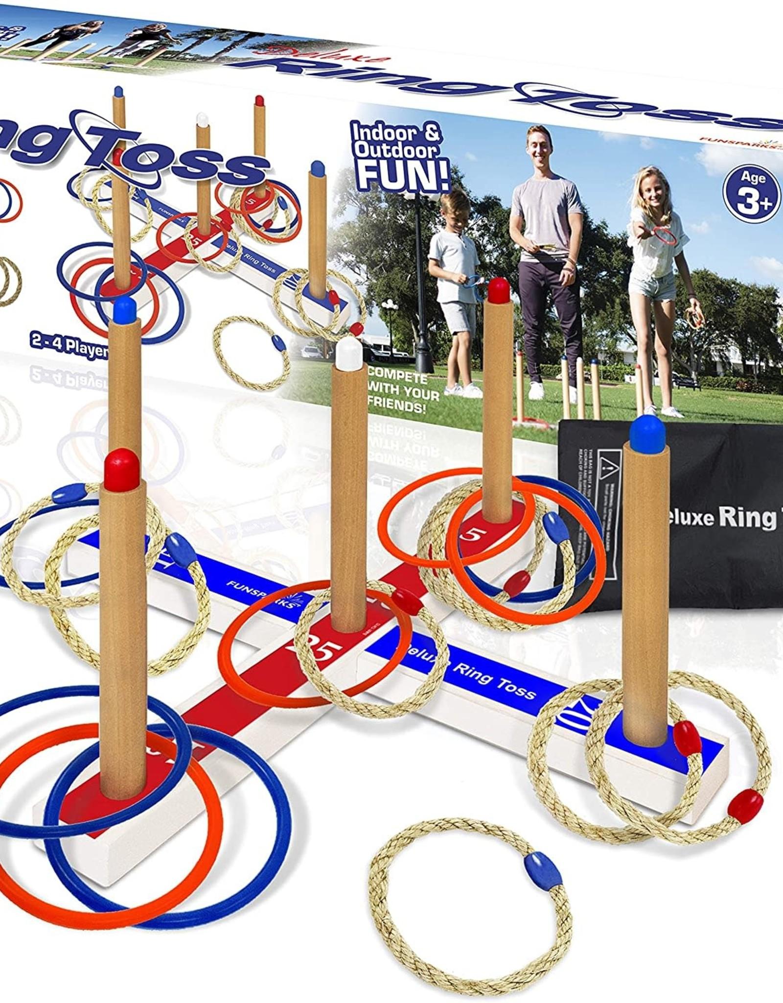 Funsparks Ring Toss Deluxe