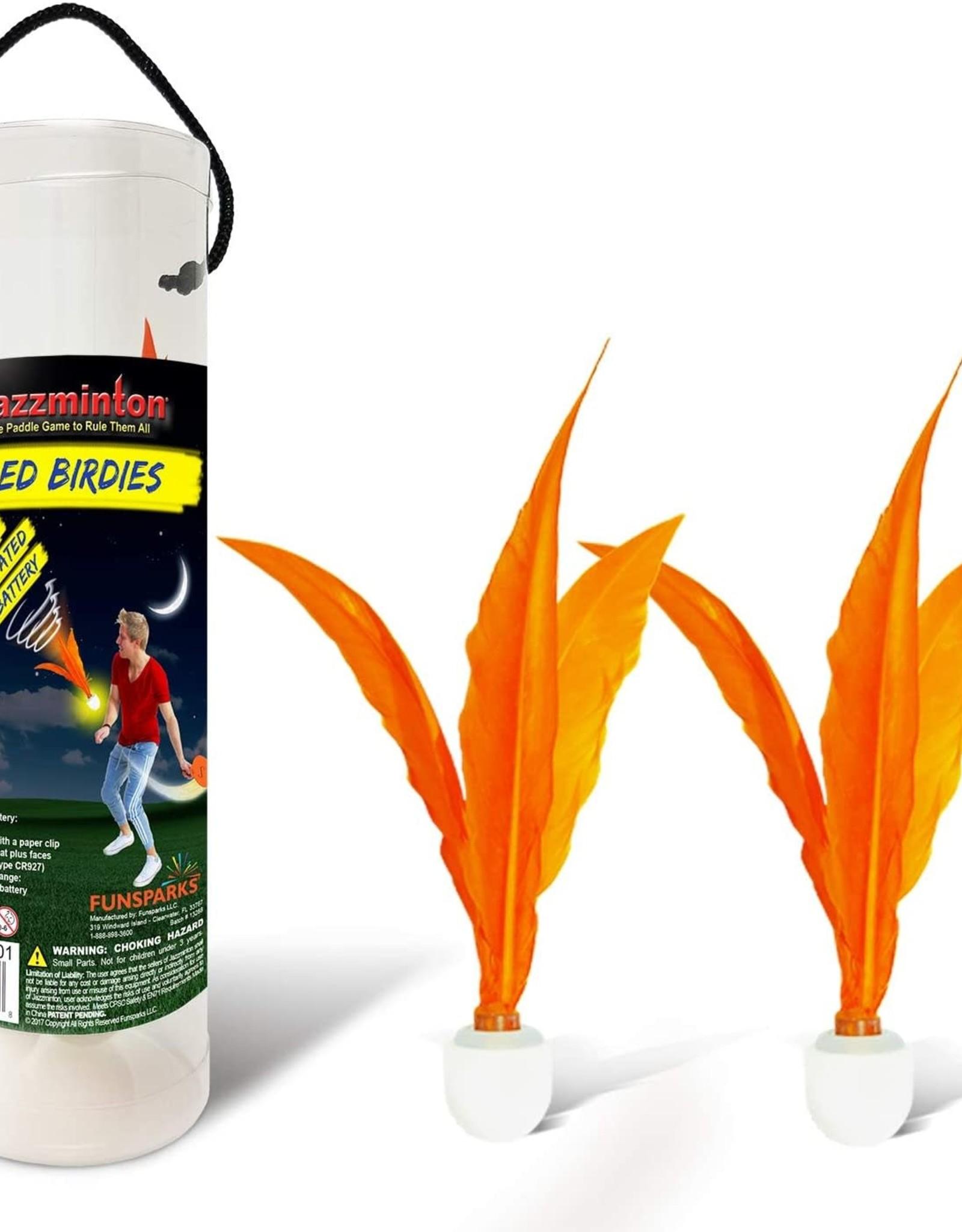 Funsparks Jazzminton LED Classic Birdies