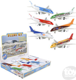 The Toy Network Die Cast Airplanes Super Liners