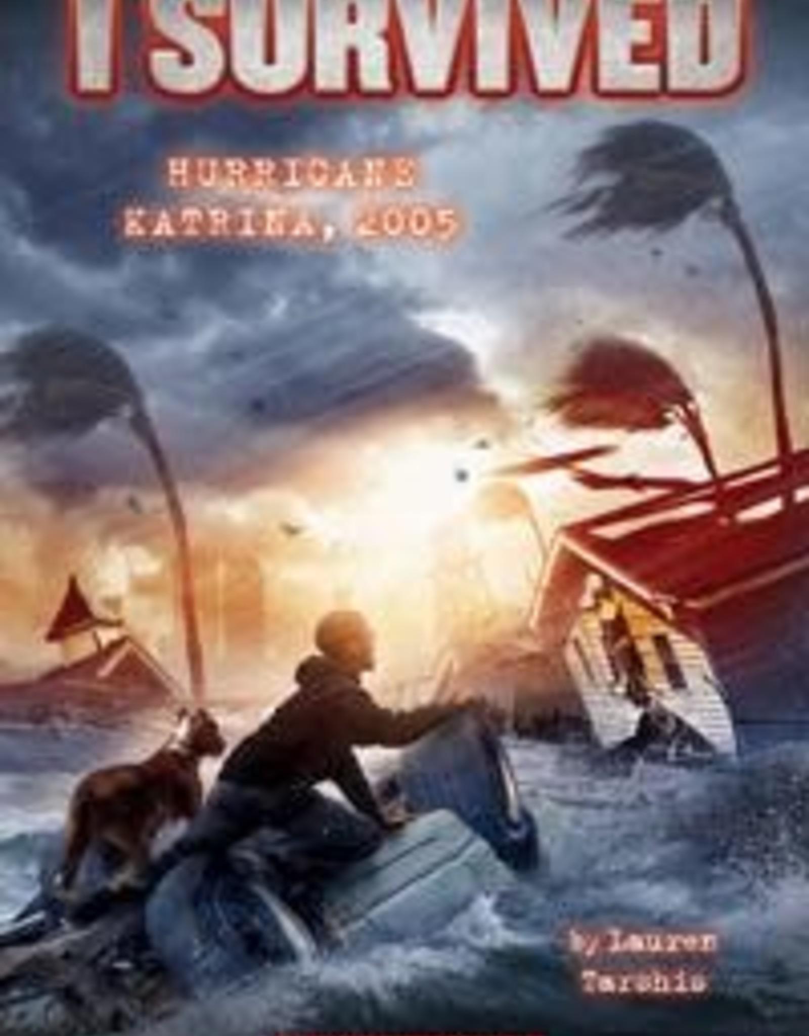 Scholastic I SURVIVED Hurricane Katrina, 2005