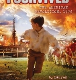 Scholastic I SURVIVED The American Revolution 1776