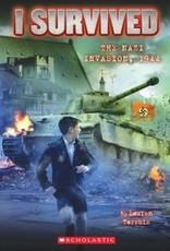 Scholastic I SURVIVED The Nazi Invasion, 1944