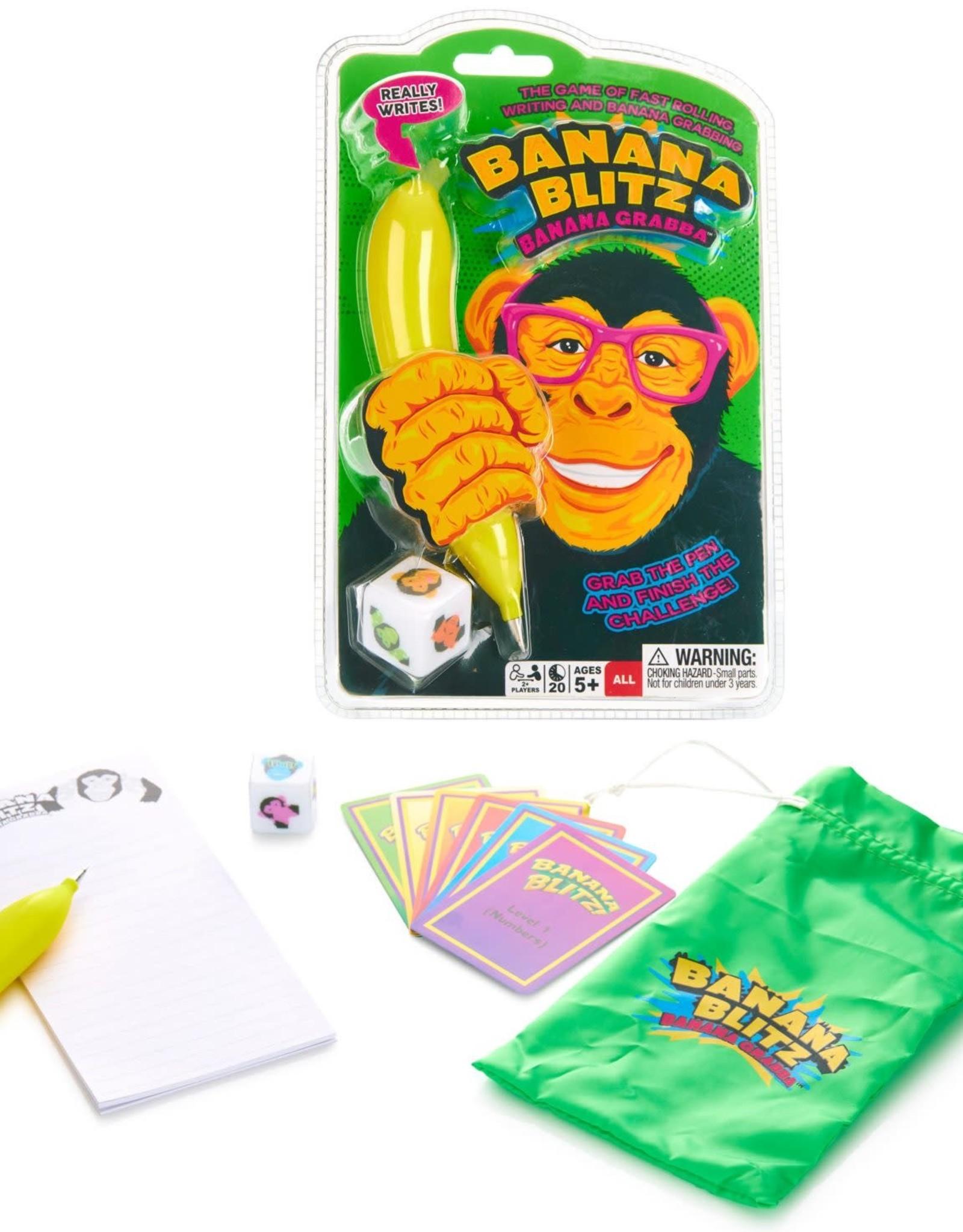Continuum Games Banana Blitz Banana Grabba Game