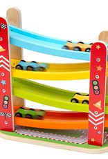 Bigjigs Toys Car Racer