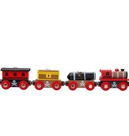 Bigjigs Toys Train - Pirate