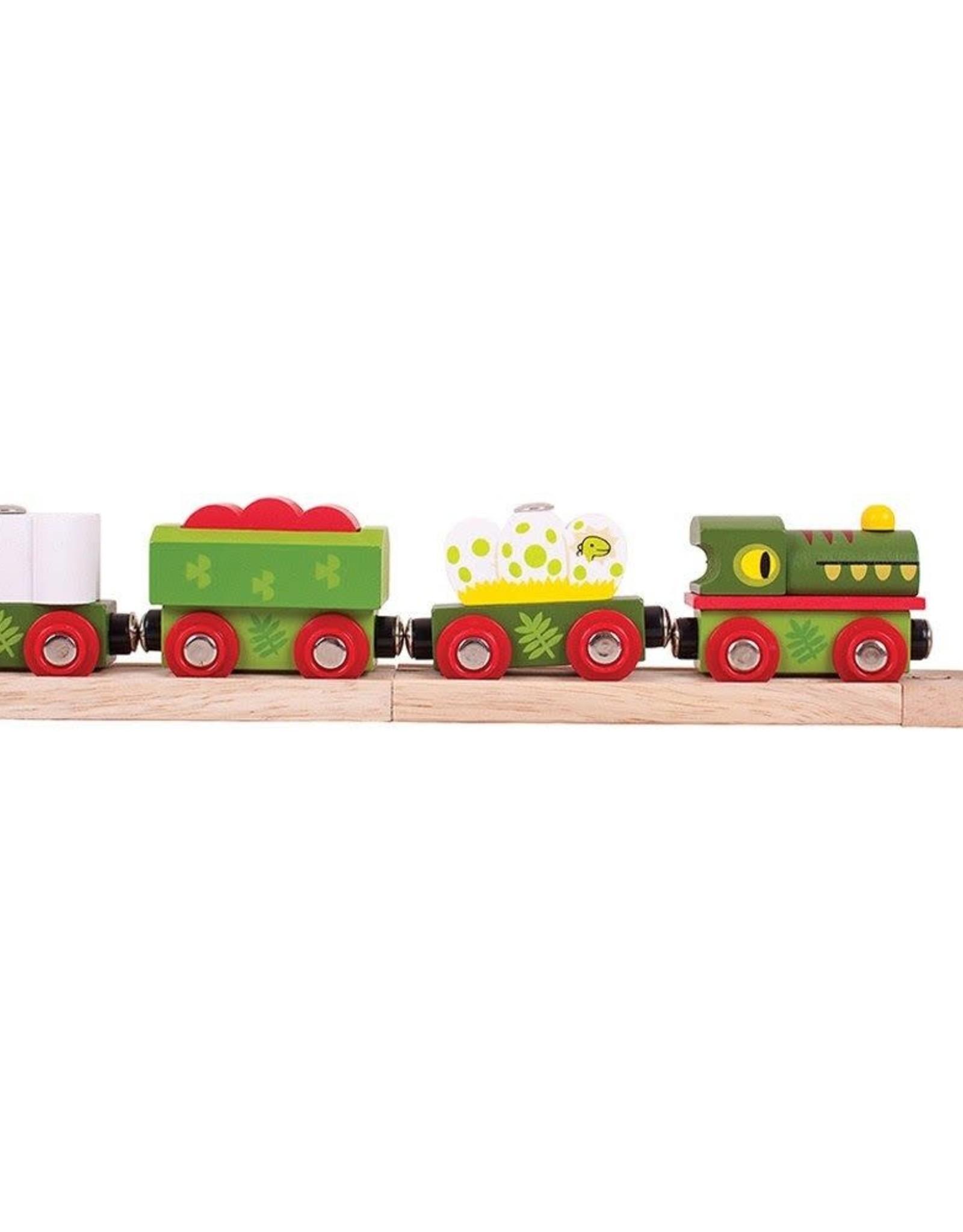 Bigjigs Toys Dinosaur Train Cars