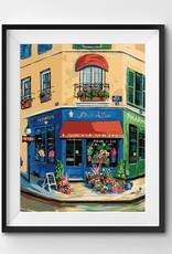 Winnie's Picks Paint by Number Fleur de Lis