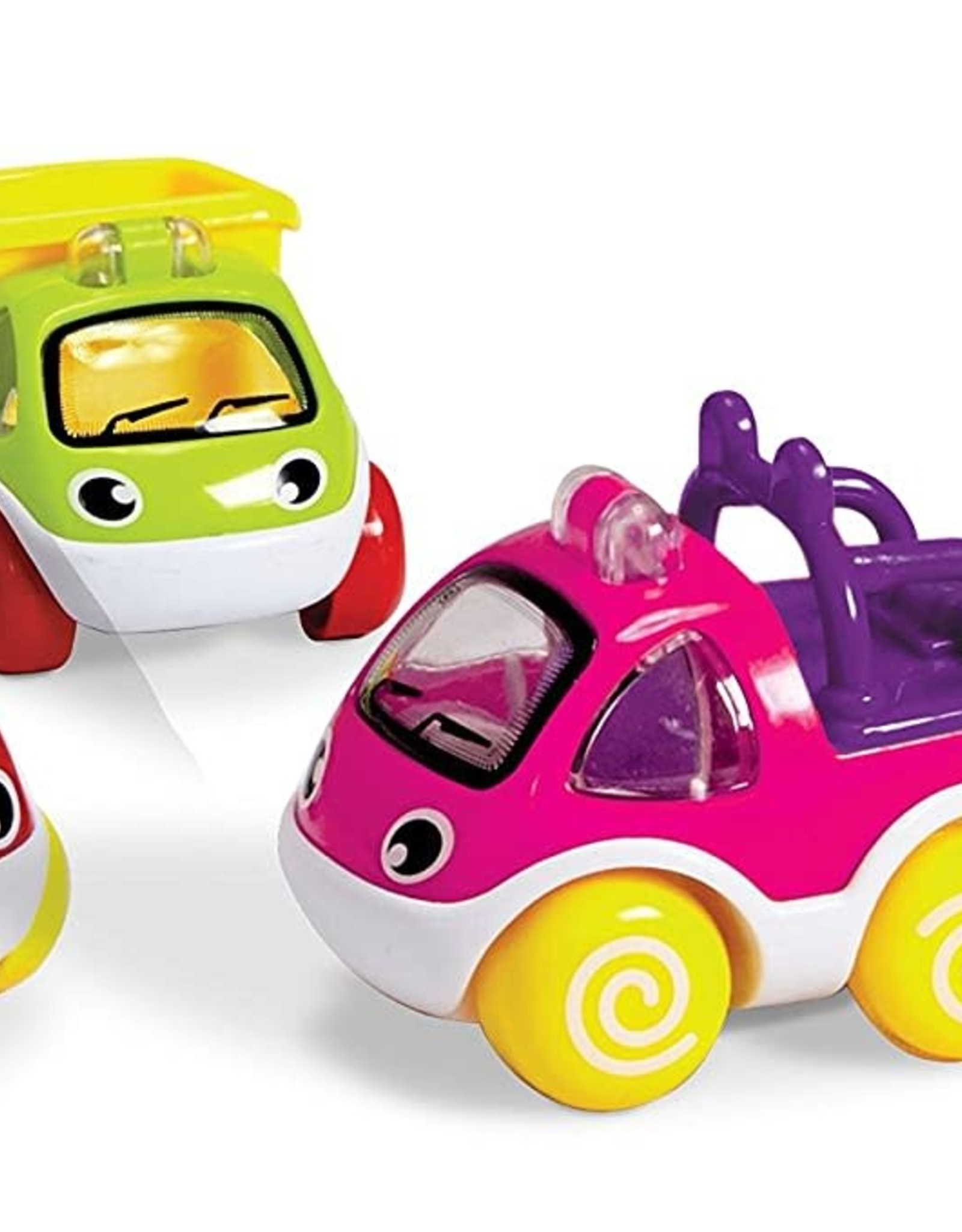 Edushape Mighty Minis Baby Toy