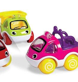 Edushape Mighty Minis Vehicles