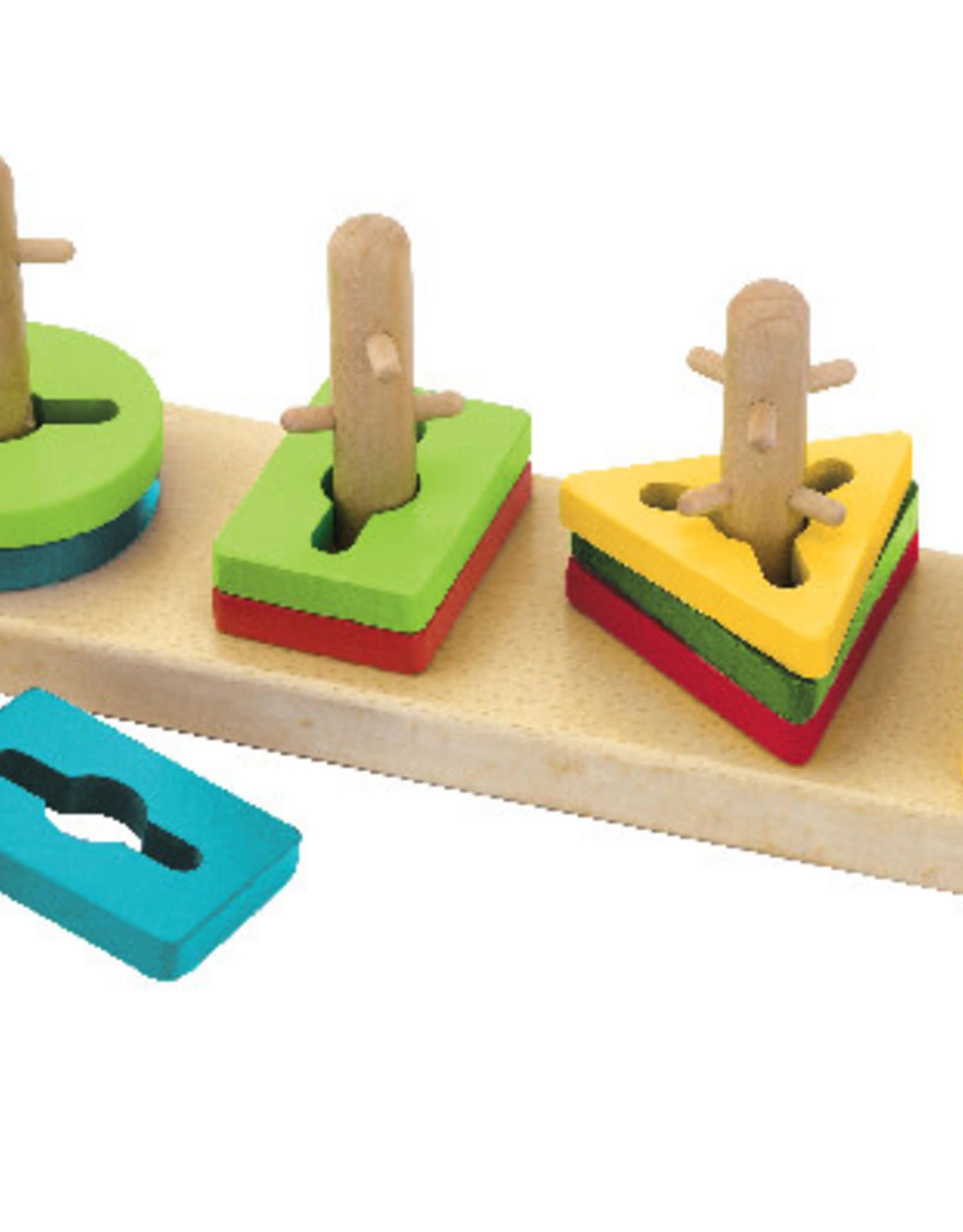 Edushape Crazy Stick Stacking Puzzle