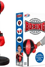 National Sporting Goods NSG Boxing Set  Red/Black