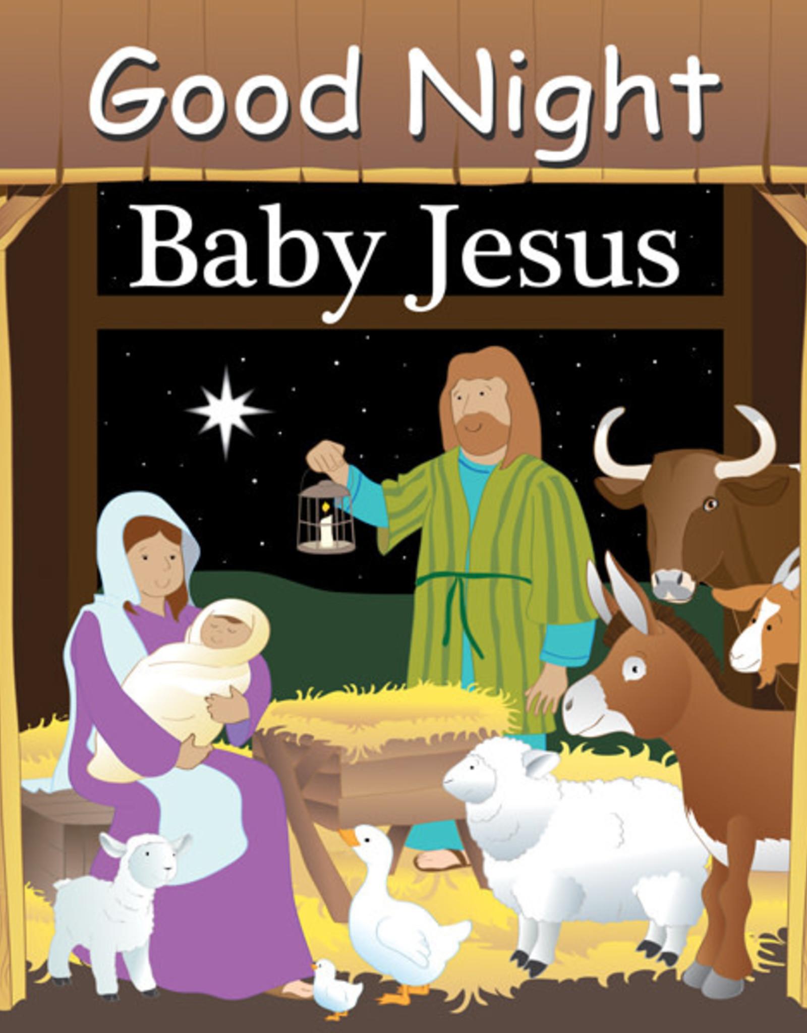 Good Night Books Good Night Baby Jesus