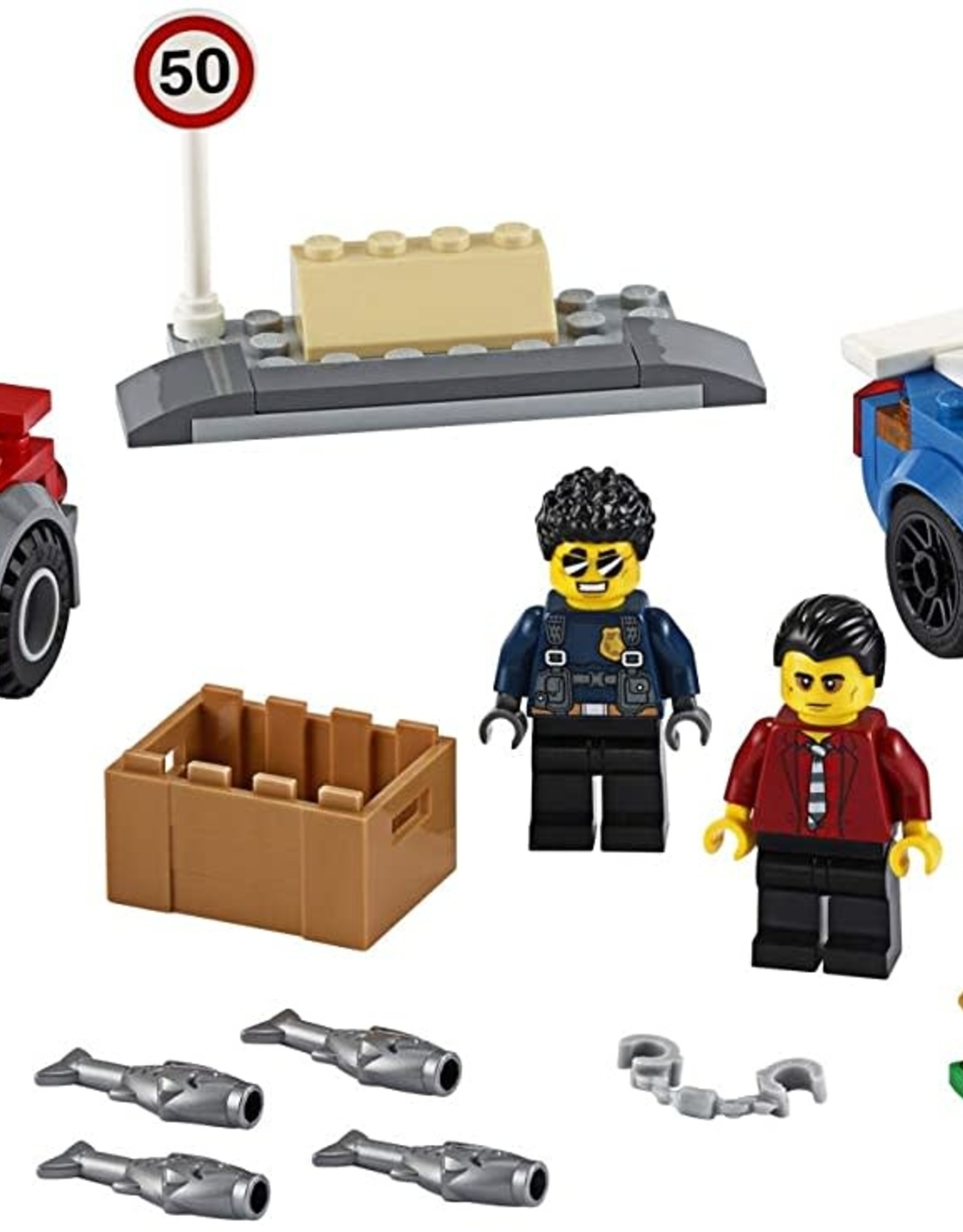 LEGO Police Highway Arrest