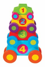 Schylling Stack and Play Cars