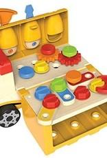 Little Moppets Truck Folding Work Bench