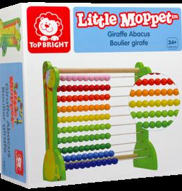 Little Moppets Abacus Giraffe
