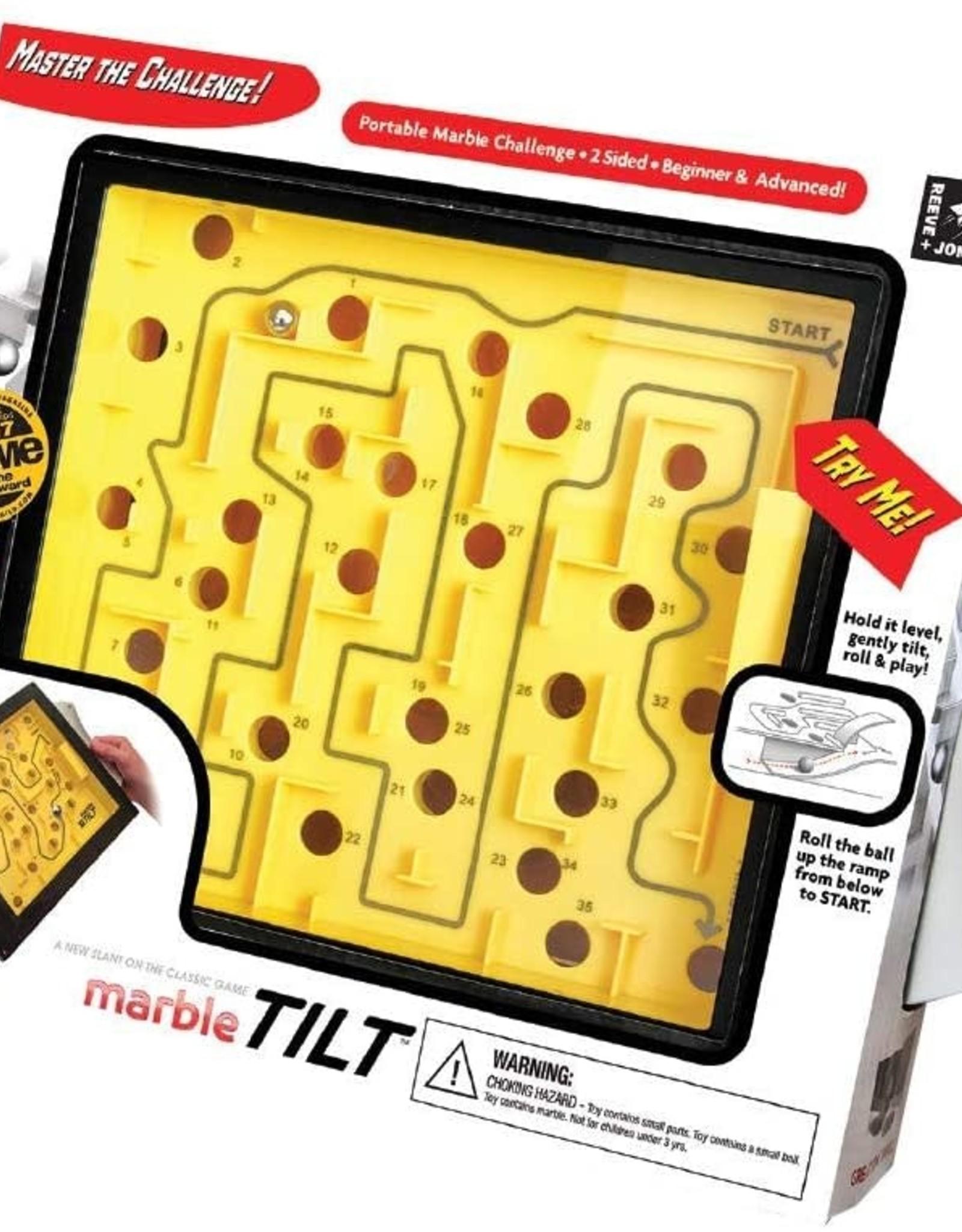 Family Games Marble Tilt Game