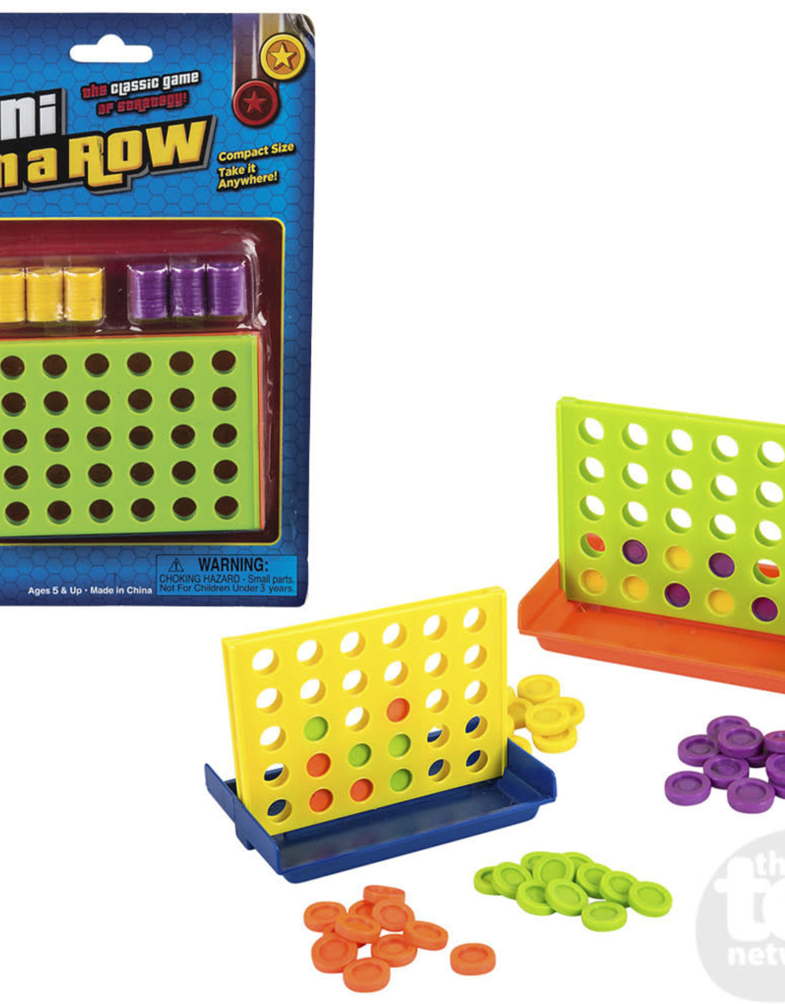 The Toy Network Four In A Row Game