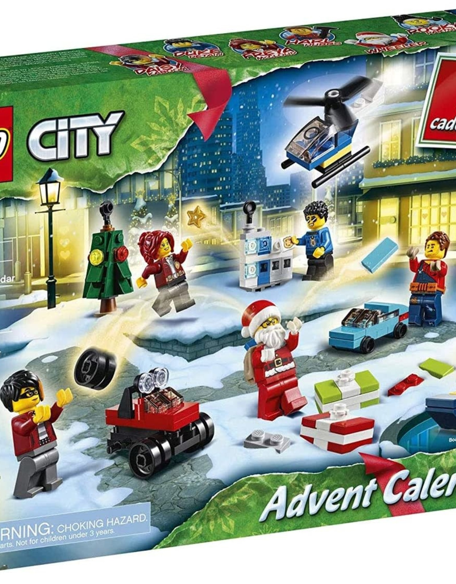 LEGO LEGO City Advent Calendar