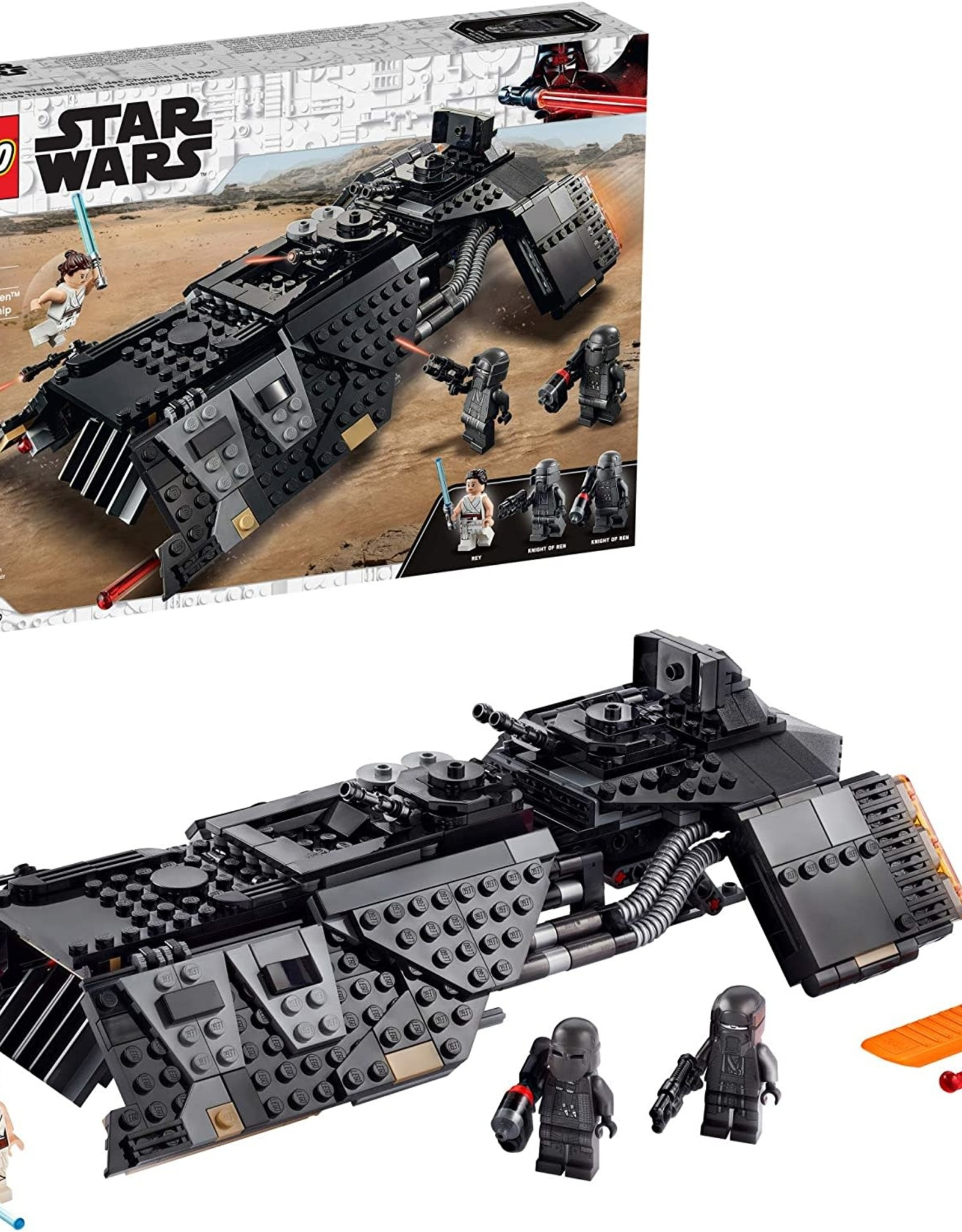 LEGO LEGO Knights of Ren Transport Ship