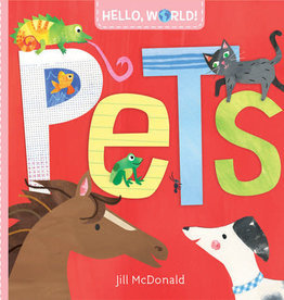 Hello World Books Hello World Pets