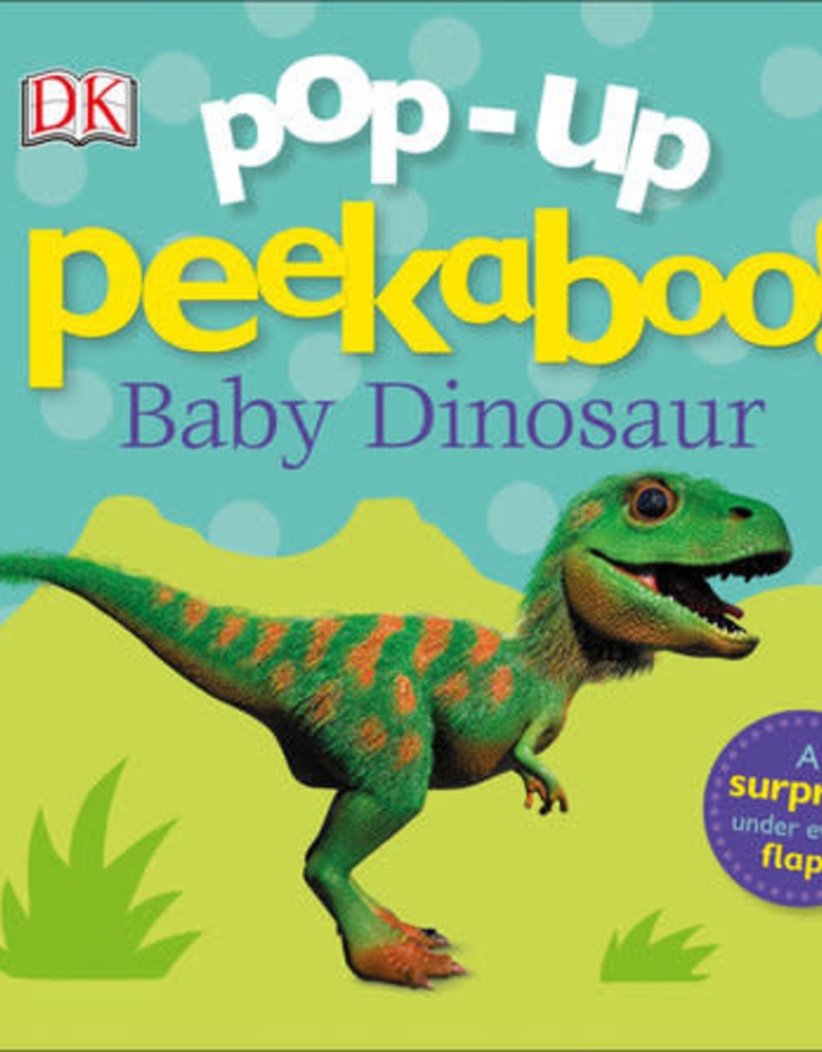 DK Pop Up Baby Dinosaur
