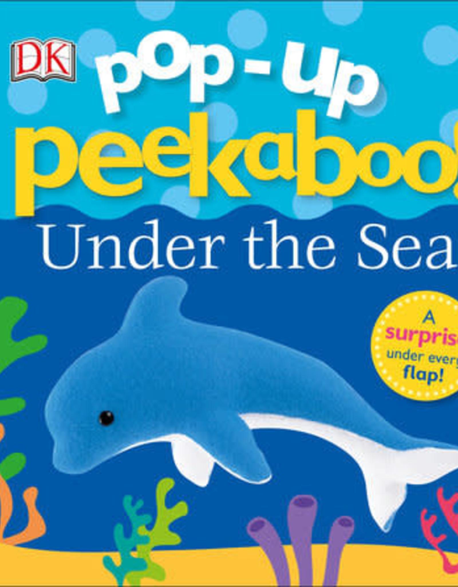 DK Pop Up Under the Sea