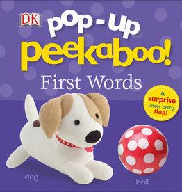 DK Pop Up First Words