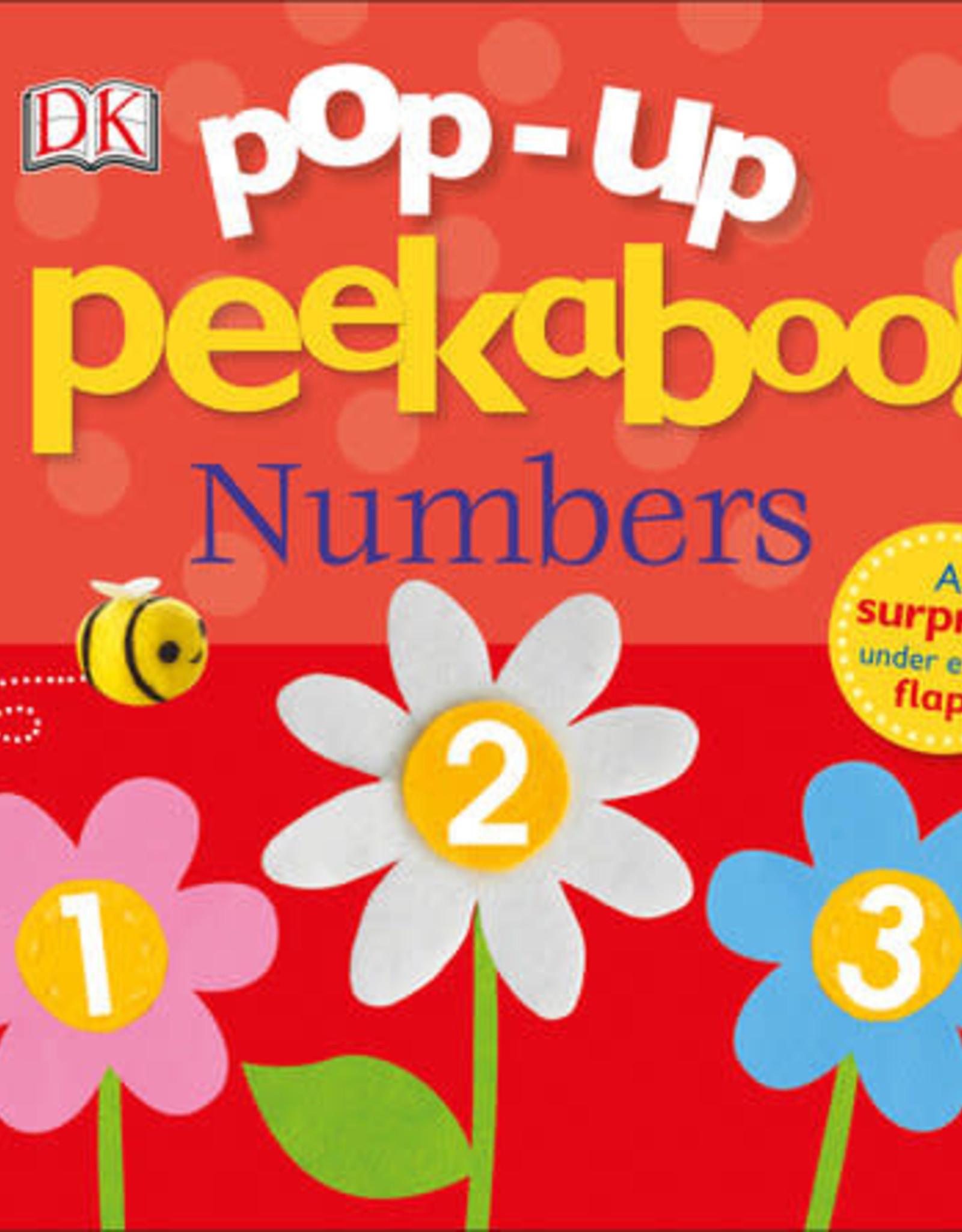 DK Pop Up Numbers
