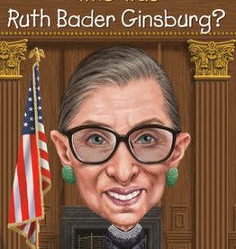 Who HQ Who Was Ruth Bader Ginsburgh