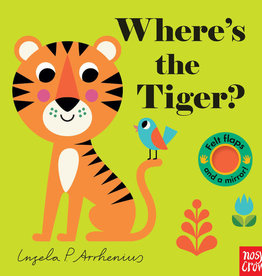 Nosy Crow Where's the Tiger