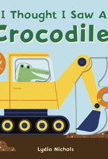 Penguin Random House I Thought I Saw a Crocodile