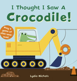 Penguin Random House I Thought I Saw a Crocodile