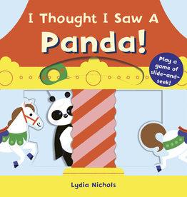 Penguin Random House I Thought I Saw a Panda