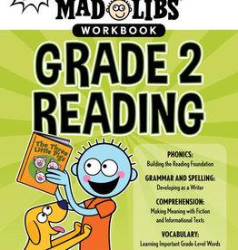 Mad Libs Mad Libs Workbook Grade 2
