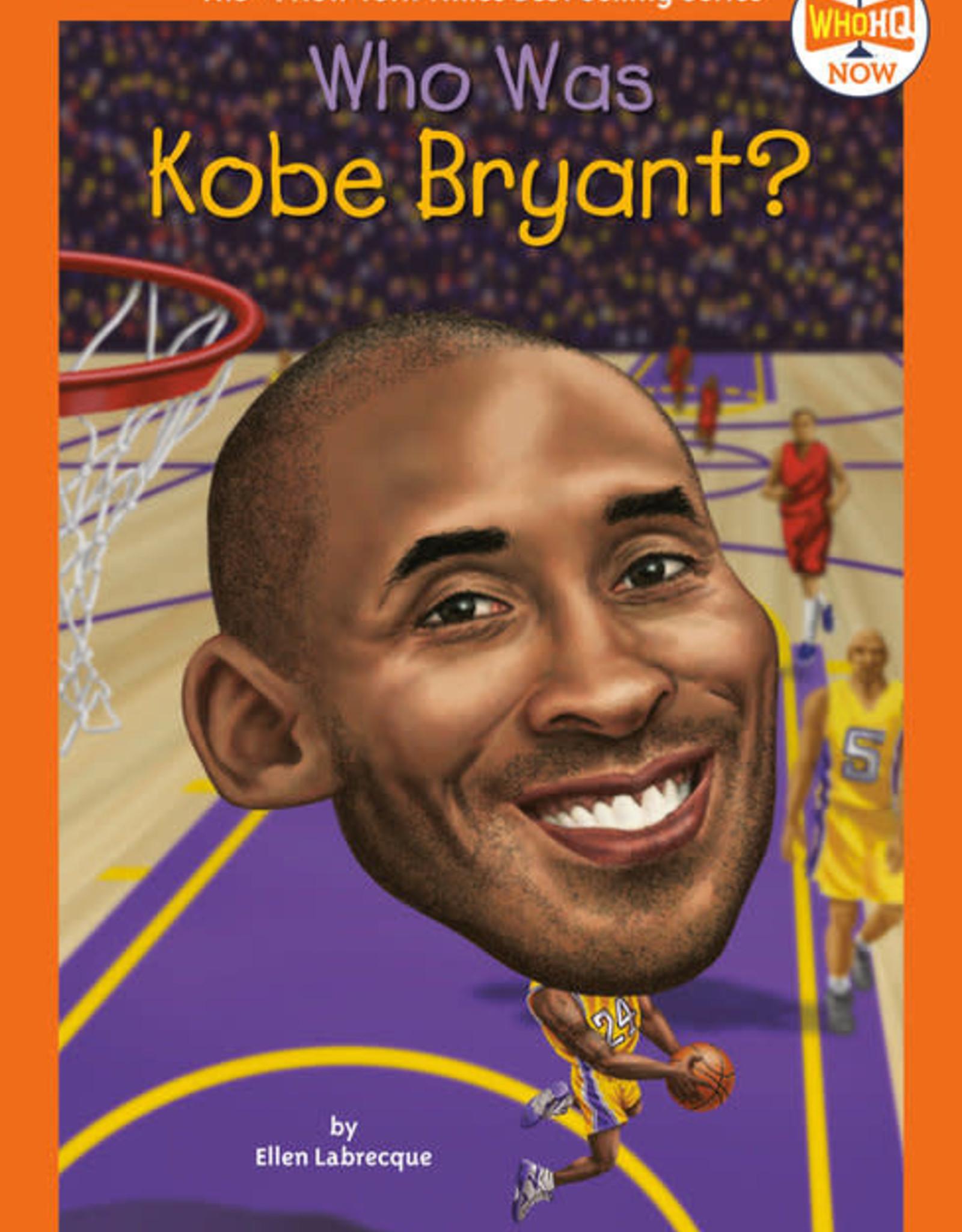Who HQ Who Was Kobe Bryant