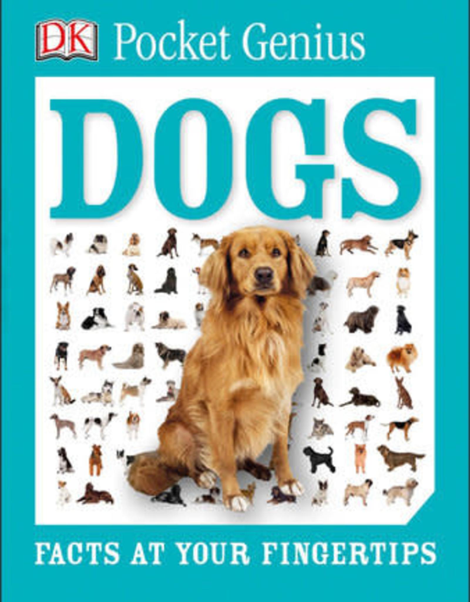 DK Pocket Genius Dogs