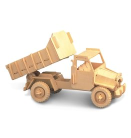 3D Puzzles Dump Truck