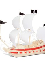 3D Puzzles Pirate Ship