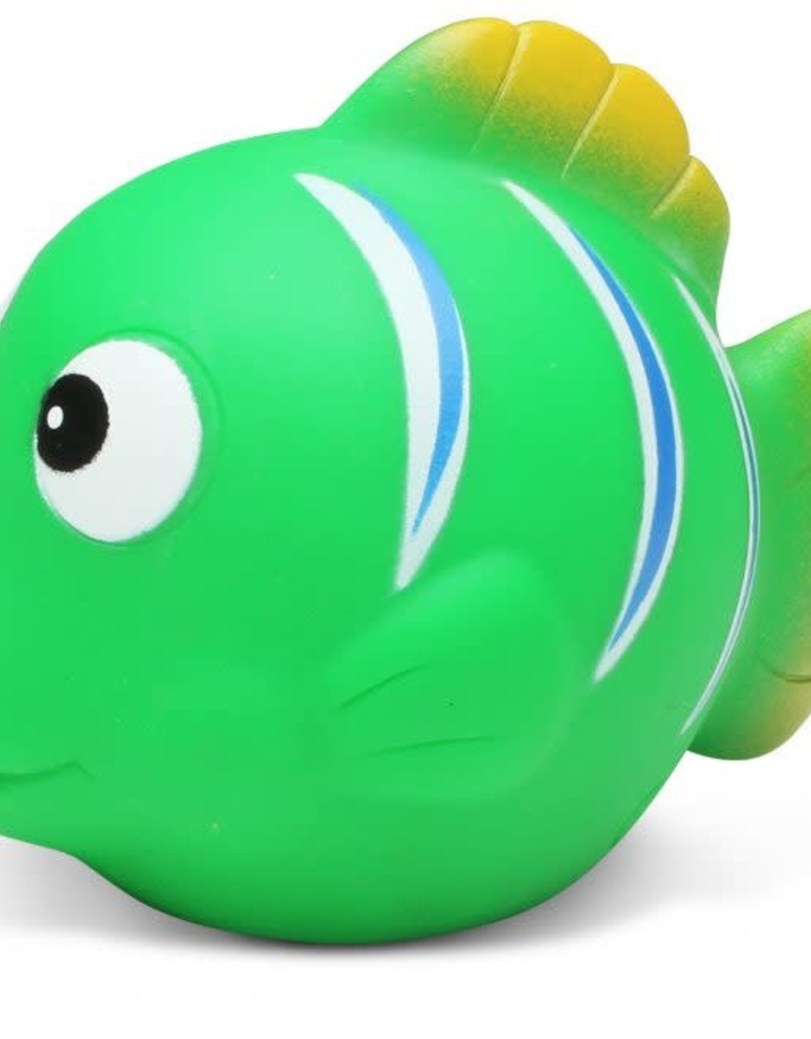 DolliBu Bath Squirter Green Fish