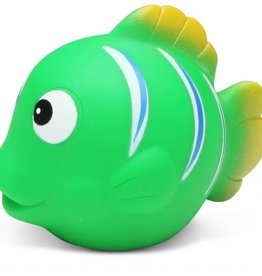 DolliBu Bath Squirter Green Fish