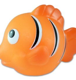 DolliBu Bath Squirter Orange Fish