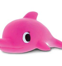 DolliBu Bath Squirter Pink Dolphin