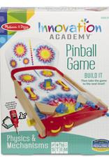 Melissa & Doug MD Innovation Academy Pinball Game